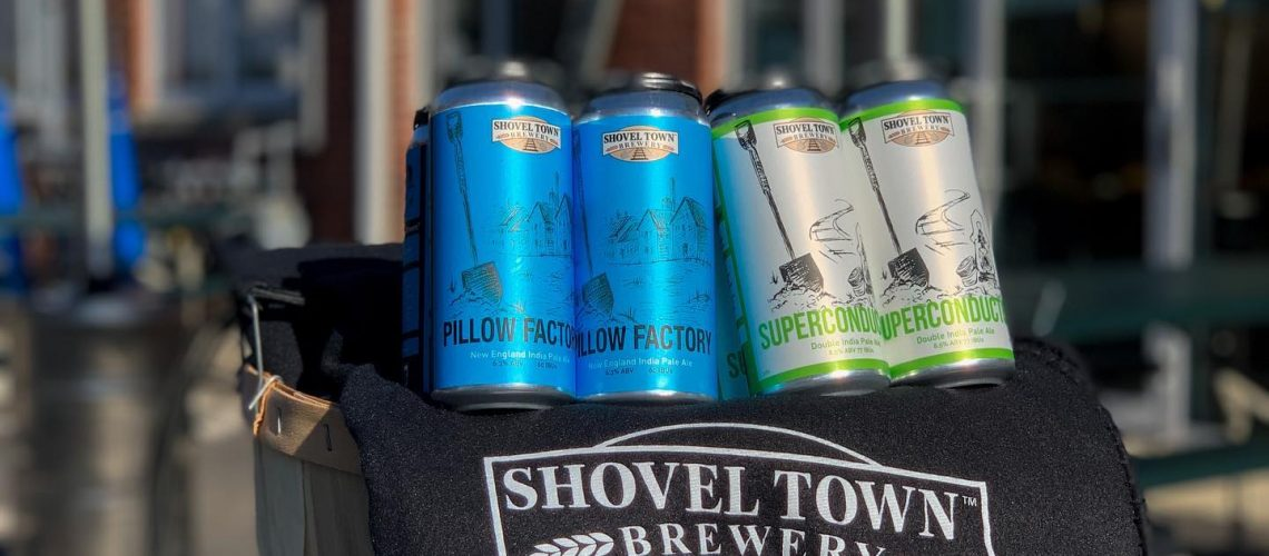 Pillow Factory & Superconductor are back in cans! Today we are open 12-9:30 PM…