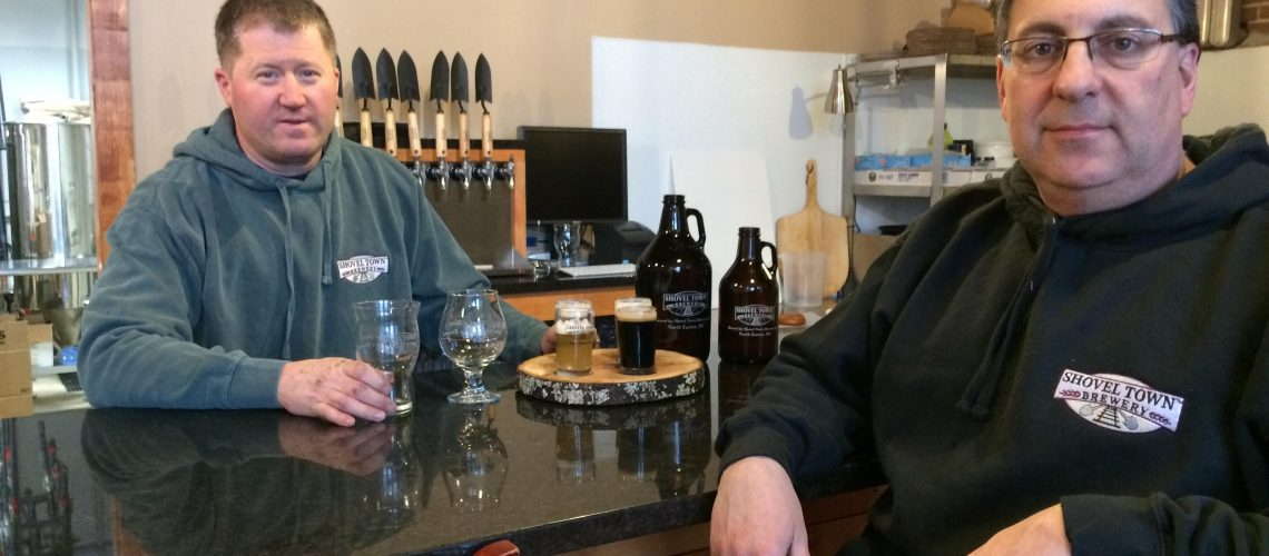 Easton neighbors turn home brewing to hometown taproom