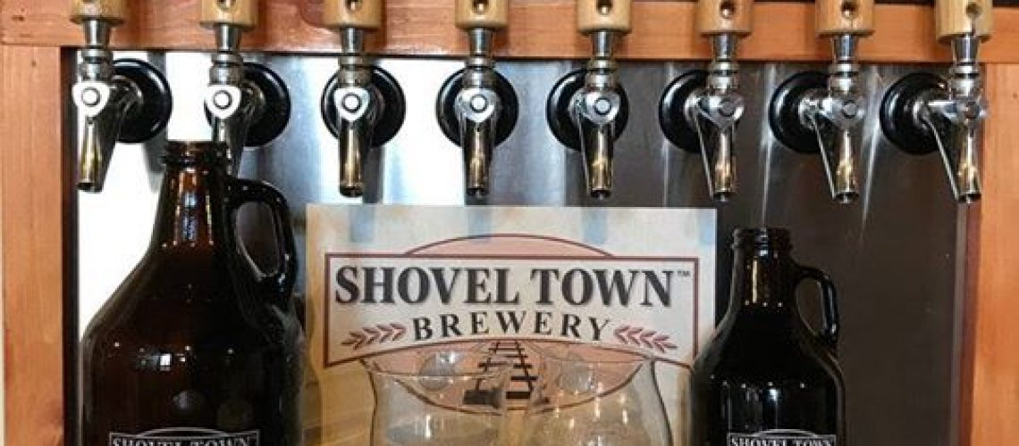 Shovel Town Brewery is open from 11:00am – 10:00pm today, Saturday, January 27th. Come…