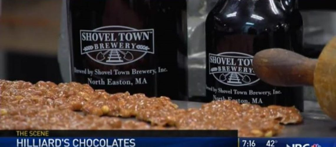 We love Hilliard's Chocolates and are so proud that that they use Shovel Town…