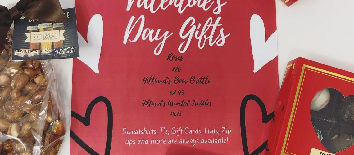 We've got all the things the lover in your life need! Hilliards Chocolates are the w…